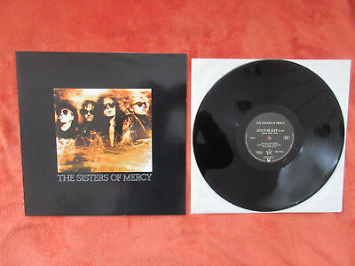 "The Sisters Of Mercy - Doctor Jeep 12"" ( LP 7"" )"