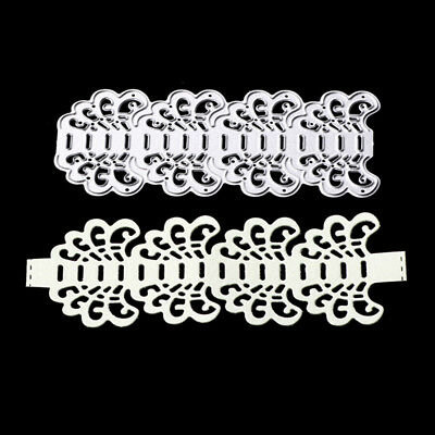 Lace decor Metal cutting dies stencil scrapbooking embossing album diy gift_S