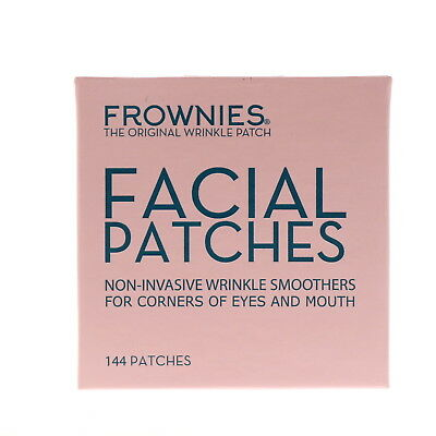 Frownies Facial Patches Corners of Eyes  Mouth 144 Patches All-Natural