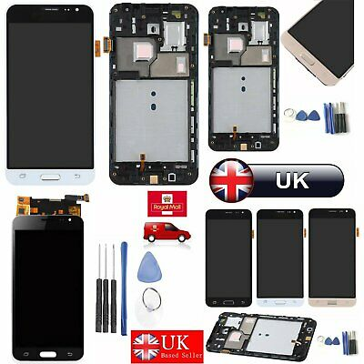 For Samsung Galaxy J3 2016 SM-J320FN LCD Display + Touch Screen Digitizer New UK