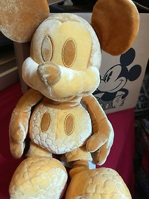 Mickey Mouse Memories February Disney Plush Soft Toy Limited Release 2/12