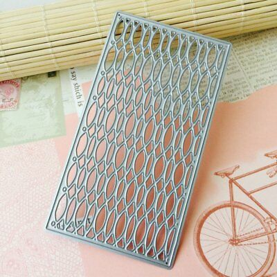 DIY Album Card Making Tool Puzzle Carbon Steel Knife Mold SDA
