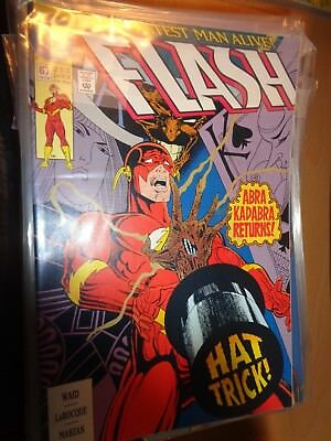 The Flash 67 Aug 1992
