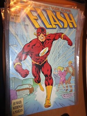 The Flash 80 Early Sept 1993