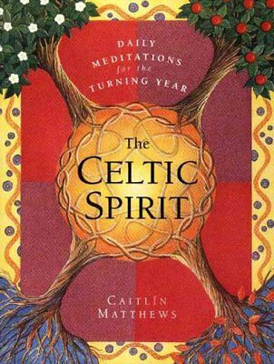 The Celtic Spirit : Daily Meditations for the Turning Year by Caitlín...