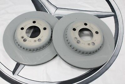 Genuine Mercedes Benz W213 E-Class REAR Bonded Brake Discs A0004231812 NEW