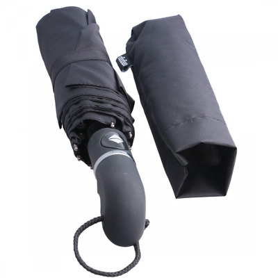 Automatic Travel Umbrella Auto Open Close Compact Folding Windproof Waterproof