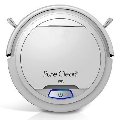 Pyle PUCRC25 Pure Clean Smart Vacuum Cleaner, Automatic Robot Cleaning Vacuum