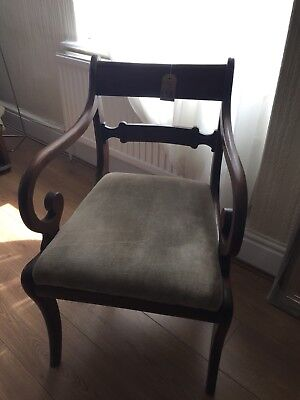 Georgian Desk Chair