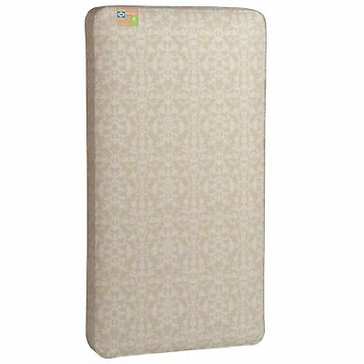 Sealy Precious Rest 120 Coil Crib Mattress Off-White Toddler Bed