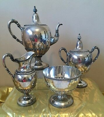 Ball, Black And Co Sterling Coffee/tea Service