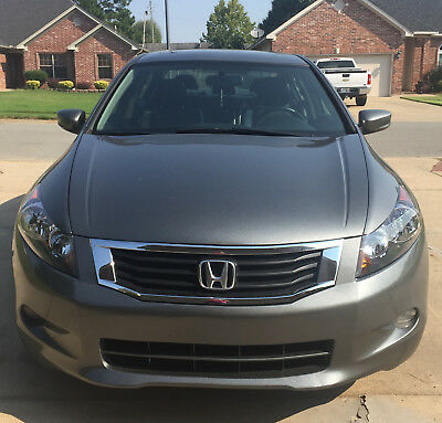 2010 Honda Accord  2010 Honda Accord EX V6