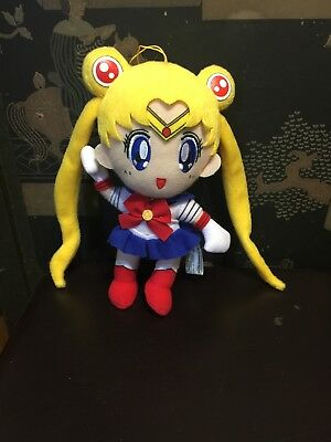 Sailor Moon Great Eastern GE Stuffed Plush Doll Usagi Tsukino