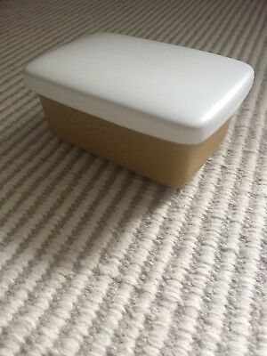 Denby Ode Pottery Butter Dish