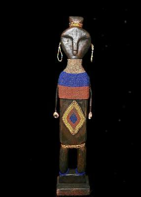 Outstanding Tribal Namji Fertility Figure       ---  Cameroon