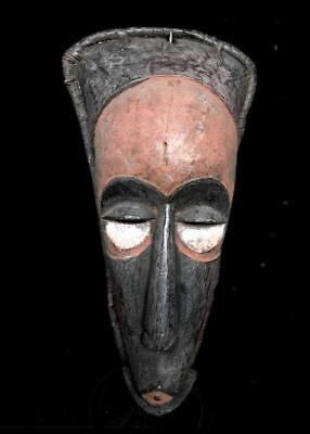 Old Tribal Tsogo   Mask        ---  Gabon