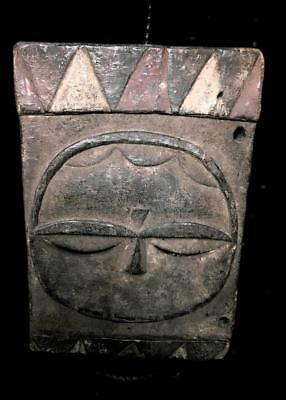 Old Tribal Eket Shield Mask   Mask        ---  Nigeria