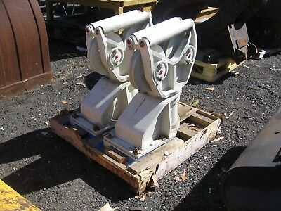For Sale (2) Unused IHI Const. Machinery Crane/Marine Fairlead