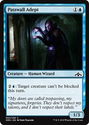 4 Passwall Adept, Guilds of Ravnica