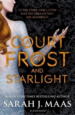 Maas Sarah J.-Court Of Frost And Starlight (UK IMPORT) BOOK NEW