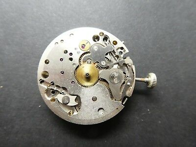 valjoux 92 not working Chronograph Movement Caliber for parts  (K128)