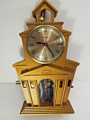 Vintage Master Crafters Church Clock Model #560