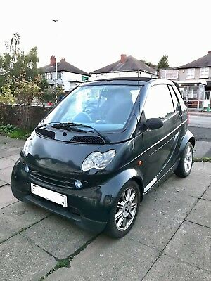 RELISTED!!!!!!!!!!BARGAIN Smart Fortwo Convertible CHEAP!!!!!!!!! RELISTED!!!!!!