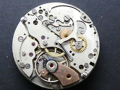 Landeron 48 not working Chronograph Movement Caliber for parts (K133)