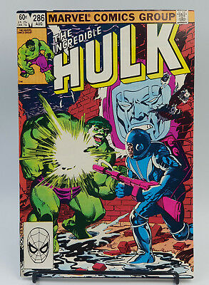 Incredible Hulk #286 Bronze Age Marvel Comics Sal Buscema VF/NM