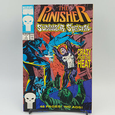 The Punisher Summer Special #1 Marvel ComicsPat Mills  NM-