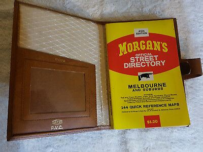Morgans 45th Edition Street Directory Melbourne and Suburbs