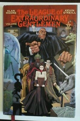 The League Of Extraordinary Gentlemen  Volume 2  Hardback  Very Fine