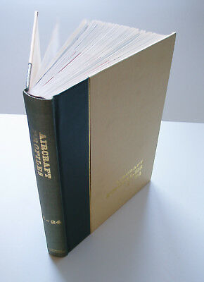 """""""AIRCRAFT PROFILES 1 - 24"""" First edition 1965. Profile Publications. Illustrated"""