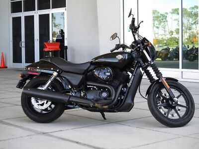 XG500 - Street™ 500 -- 2015 Harley-Davidson® XG500 - Street™ 500, BLACK with 1,860 Miles available now!