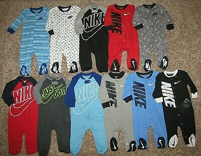 891b484f816c NIKE FUTURA INFANT Coverall Hoodie Outfit 0-3M