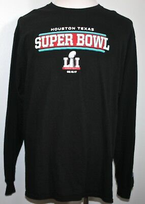 74313d95344 Majestic Men's Size XL New England Patriots Super Bowl LI Long Sleeve T  Shirt