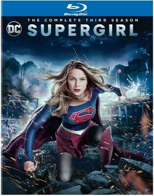 Supergirl: The Complete Third Season - 4 DISC SET (REGION A Blu-ray New)