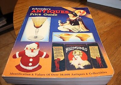 Schroeder's Antique Price Guide Thirteenth ed. 1995