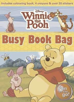 Disney Winnie the Pooh Busy Book Bag, , New