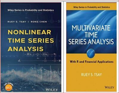 Analysis of Financial Time Series + Nonlinear/1 FREE/ 4 Phones/Tab/PC *ONLY*