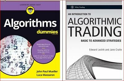 Introduction to Algorithmic Trading  Leshik/Craille  4 Phones/Tablets/PC ONLY