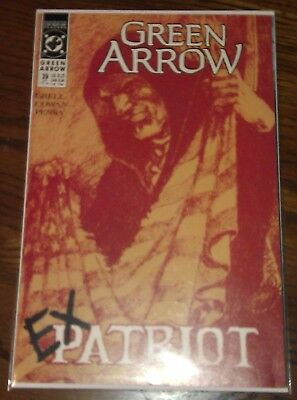 Green Arrow Vol 2 #39 VF/NM Mike Grell DC Comics