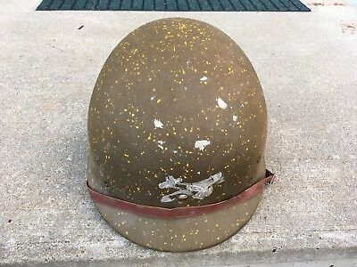 Vintage WWII Hawley US Helmet Liner Rare Childrens Decoration Mint Early