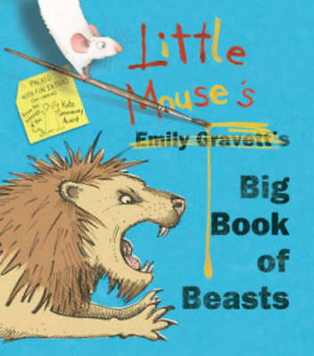 Little Mouse's Big Book of Beasts, Gravett, Emily, New