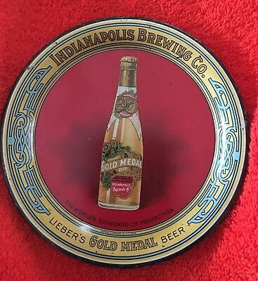 Gold Medal Beer Tip Tray- Indianapolis, IN !!