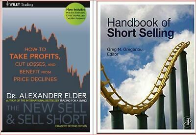 The New Sell & Sell Short + Handbook of Short Selling  4 Phone/Tablets/PC *ONLY*