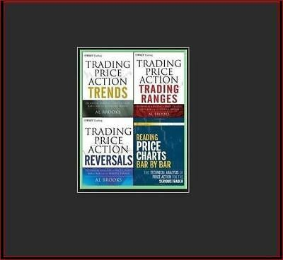 The Trading Price Action Series/Set of 4/Al Brooks/For Phone/PC/Tab*ONLY*