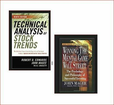Technical Analysis Stock Trends + Winning the Mental Game  *ONLY*4 Phone/Tab/PC