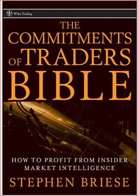 Commitments of Traders Bible/Briese   4 Phone/Tab/PC *ONLY*