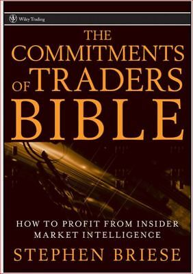 Commitments of Traders Bible/Briese + Commitments of Traders/Phone/Tab/PC *ONLY*